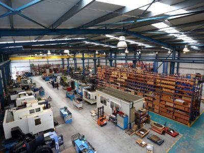 planta producción Bianditz industrial