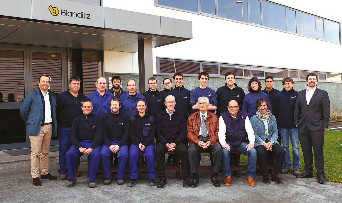 equipo bianditz industrial